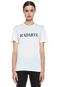 Rodarte Radarte Shirt in White