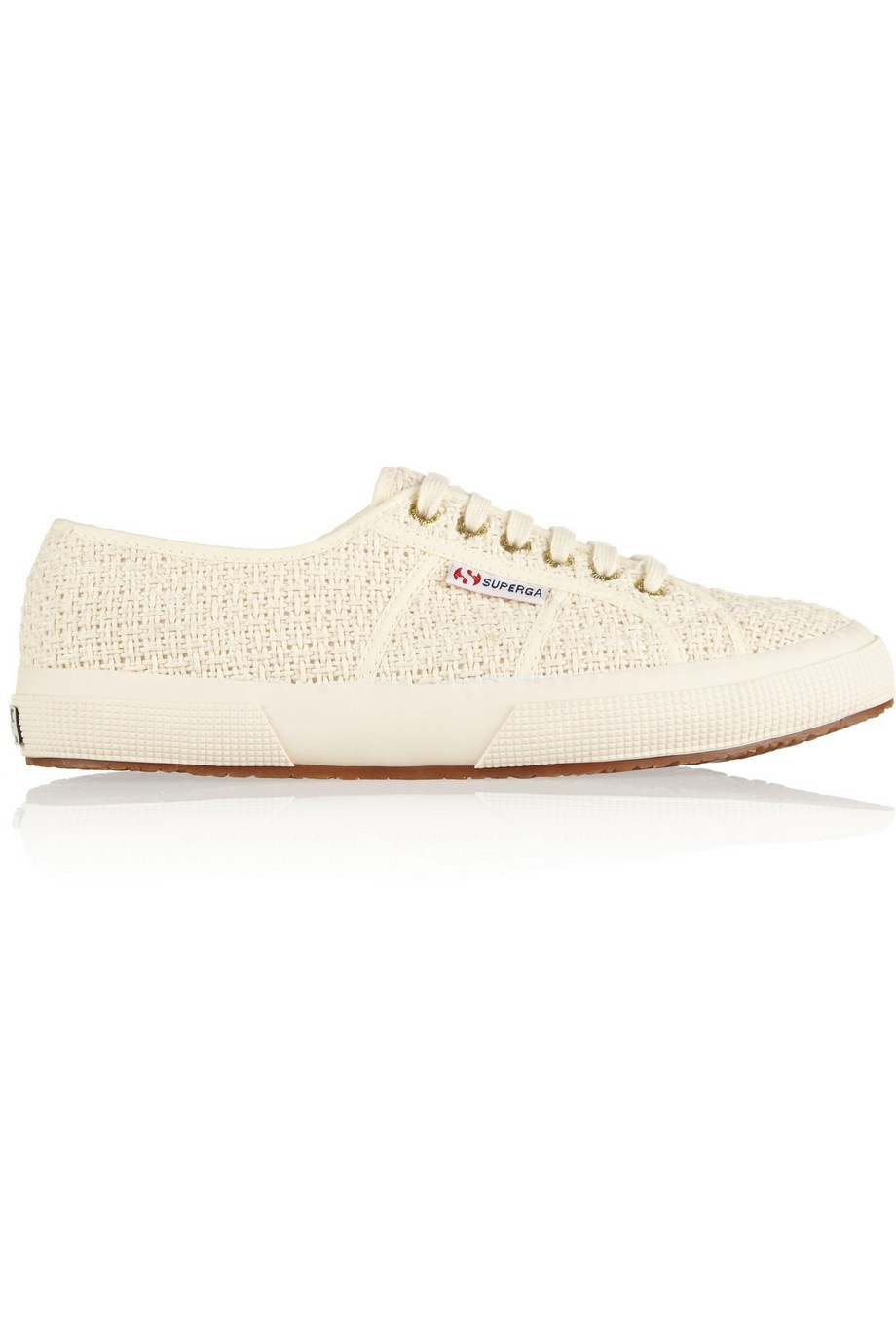 2750 Croquet woven canvas sneakers