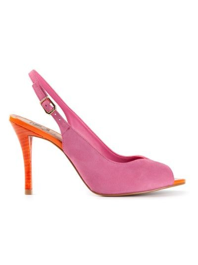 ankle strap pump