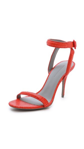 Antonia Ankle Strap Sandals