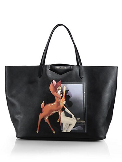 Bambi Medium Shopper Tote