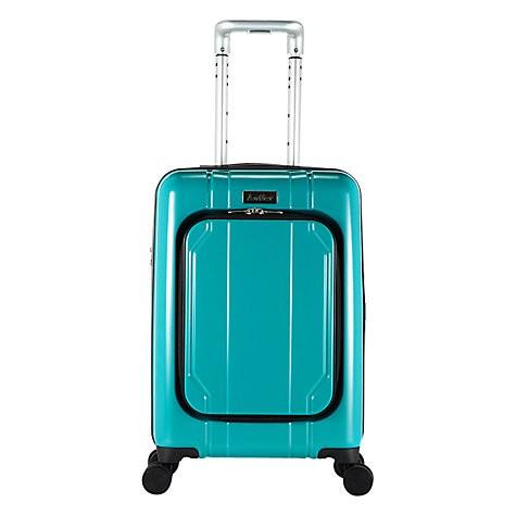 Antler Prospero 4-Wheel 56cm Cabin Suitcase,Teal
