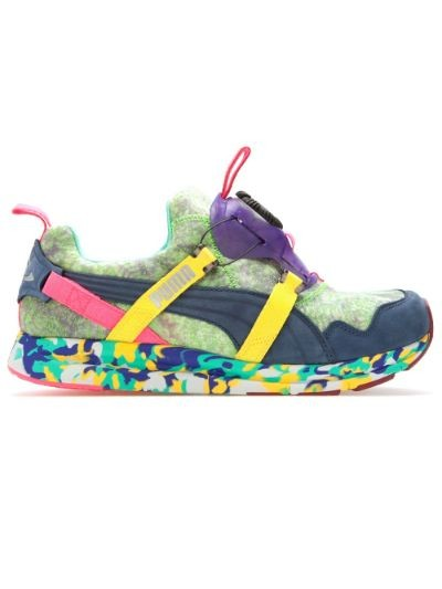 'Rainforest' trainer