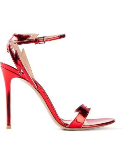'Sparkle' sandals