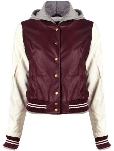 'Varsity Lover' jacket