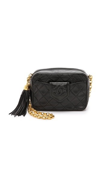 Chanel Tassel Camera Bag
