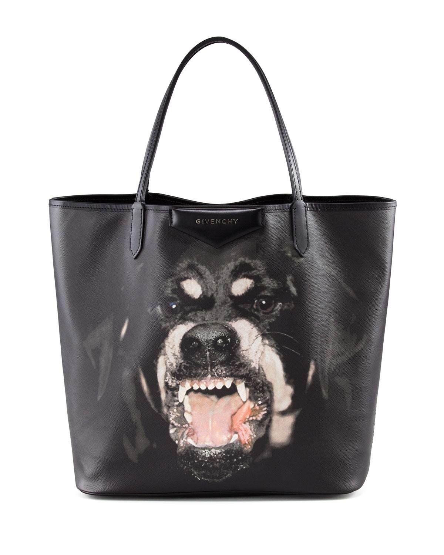 Antigona Rottweiler Tote Bag - Givenchy