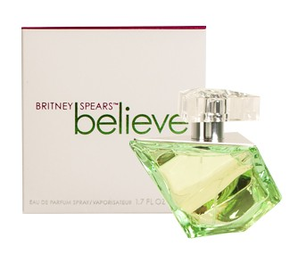 BELIEVE For Women 1.7 oz EDP Spray By BRITNEY SPEARS