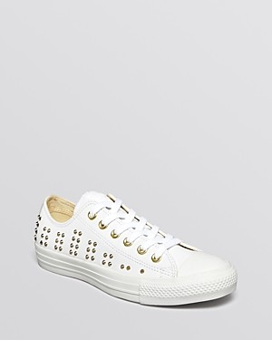 Converse Lace Up Sneakers - Chuck Taylor All Star