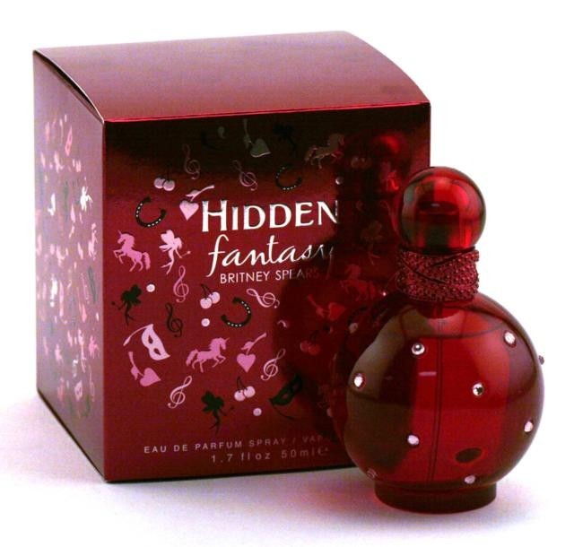 BRITNEY SPEARS 10965575 HIDDEN FANTASY by BRITNEY SPEARS - EDP SPRAY