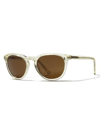 Banana Republic Johnny Sunglasses - Clear