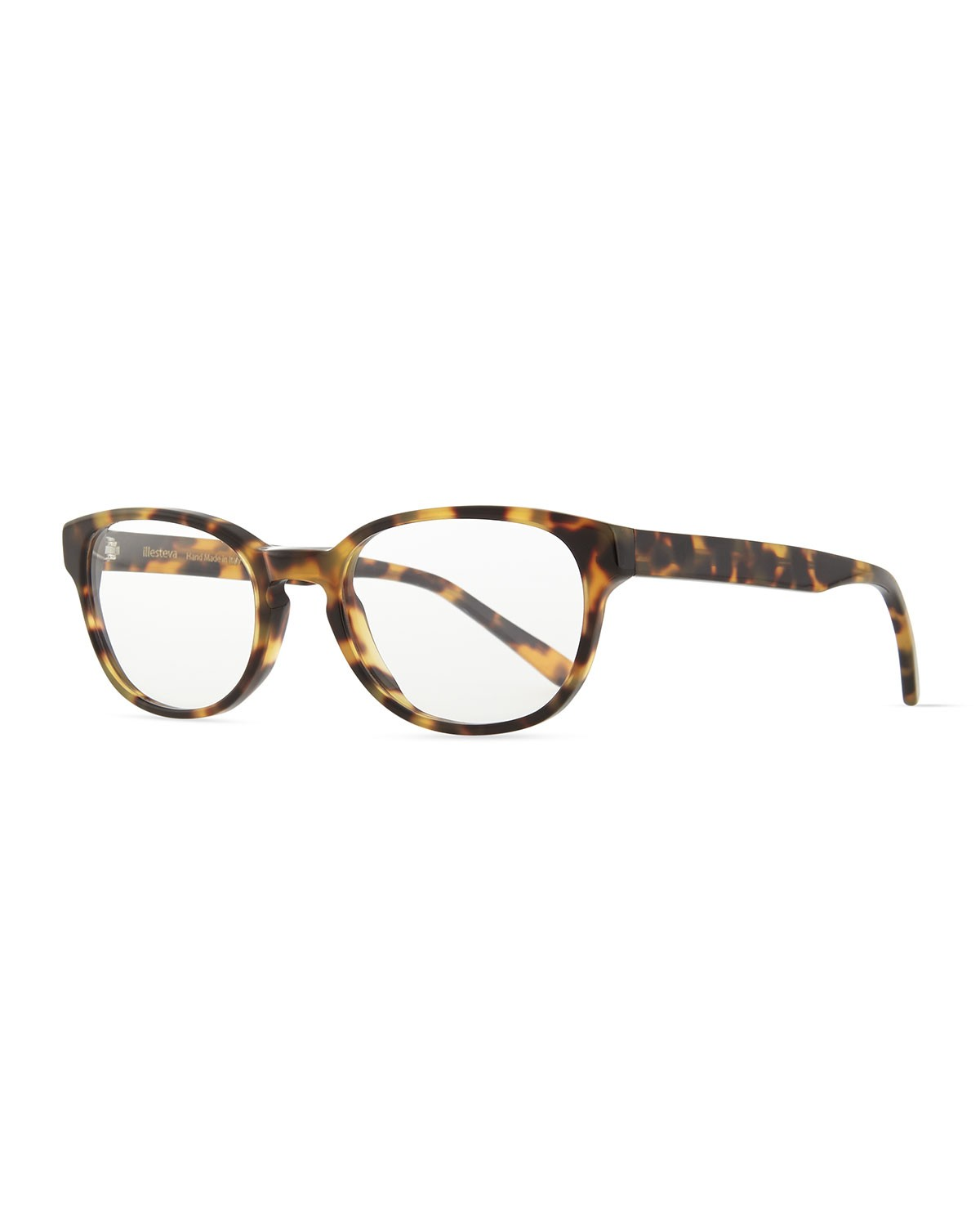 Kent Fashion Glasses, Tortoise (Green) - Illesteva