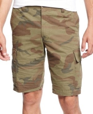 Dockers Shorts, Core Cargo Camo Shorts