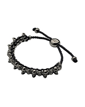 Links of London Skull Friendship Bracelet