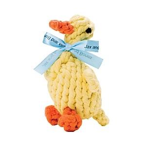 Jax & Bones Small Daisy the Duck Rope Dog Toy