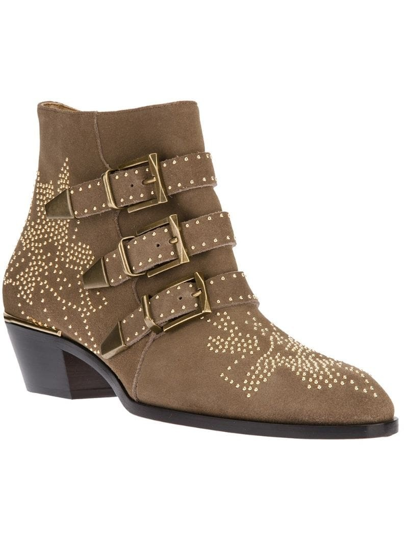 CHLOE 'Susanna' studded boot