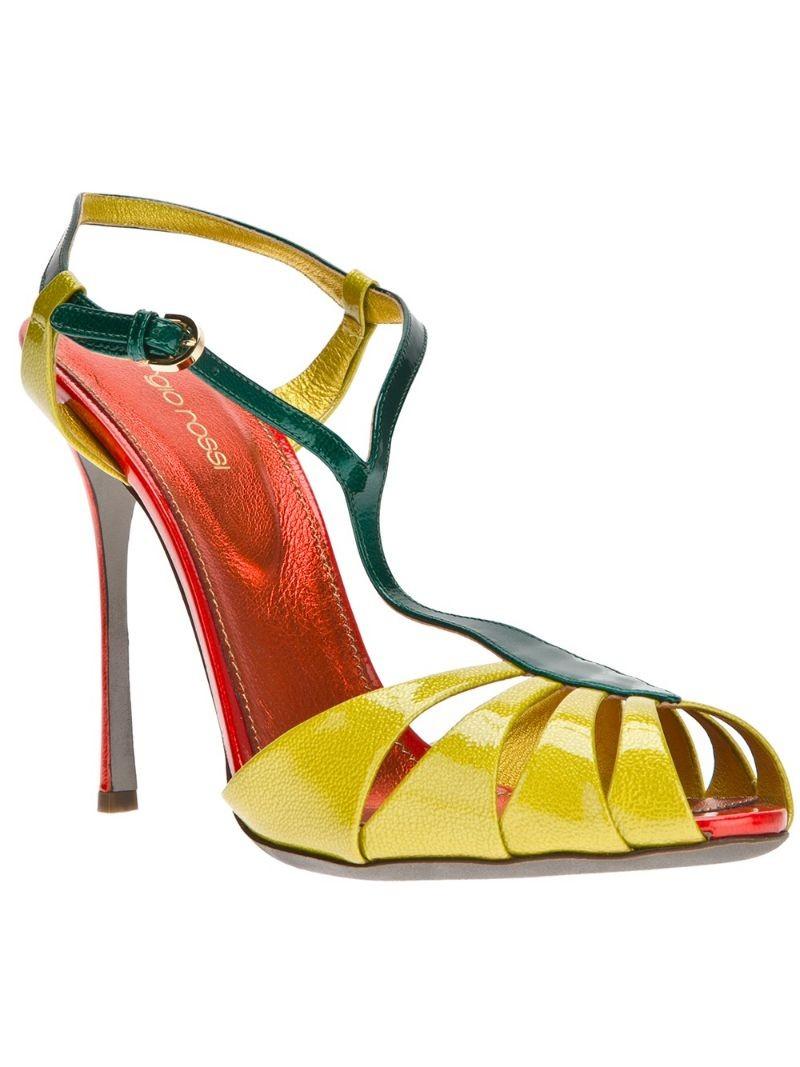 SERGIO ROSSI 'Murmansk' sandal