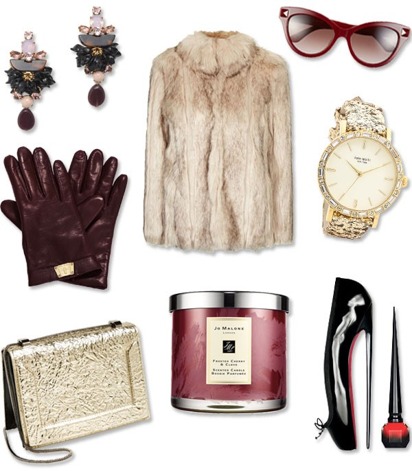 Gift ideas for the glamour girl this holiday season