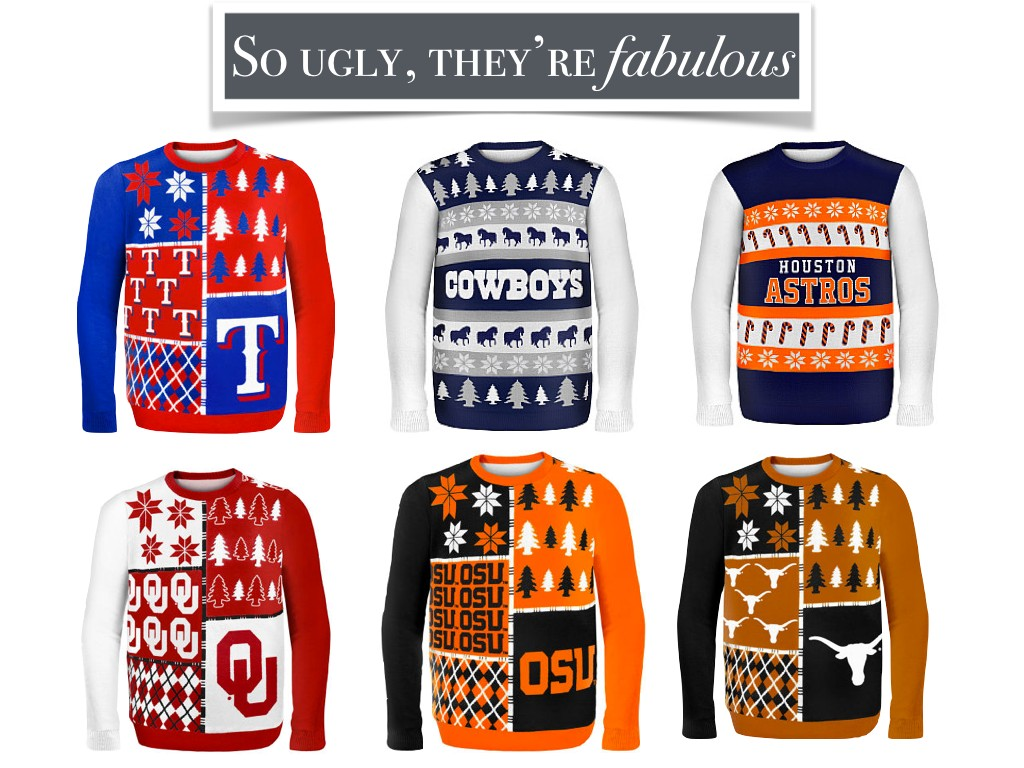 Texas Rangers Ugly Sweater, Dallas Cowboys Ugly Sweater, Houston Astros Ugly Sweater, Oklahoma Ugly Sweater, Oklahoma State Ugly Sweater, University of Texas Ugly Sweater
