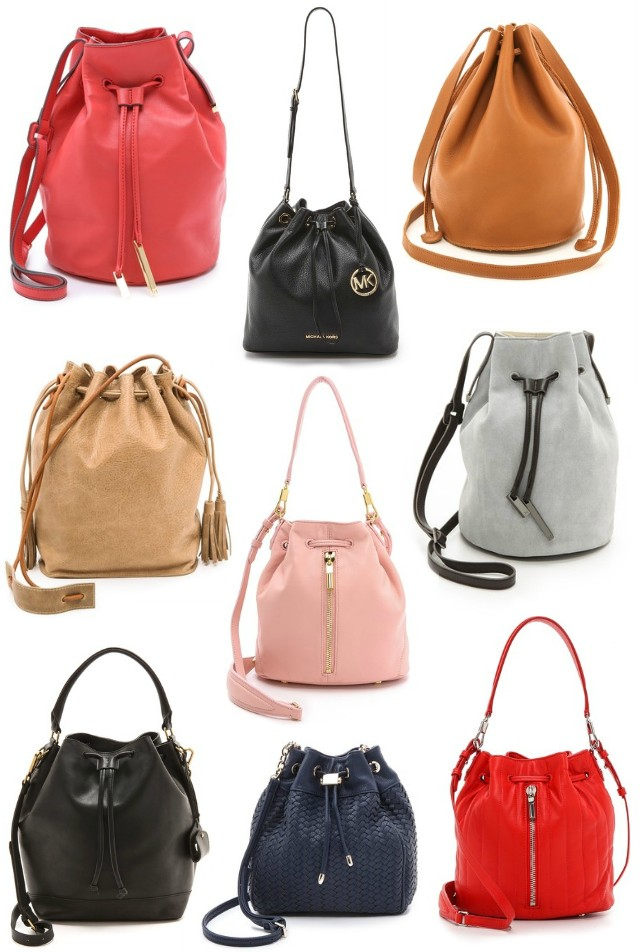 the best bucket bags
