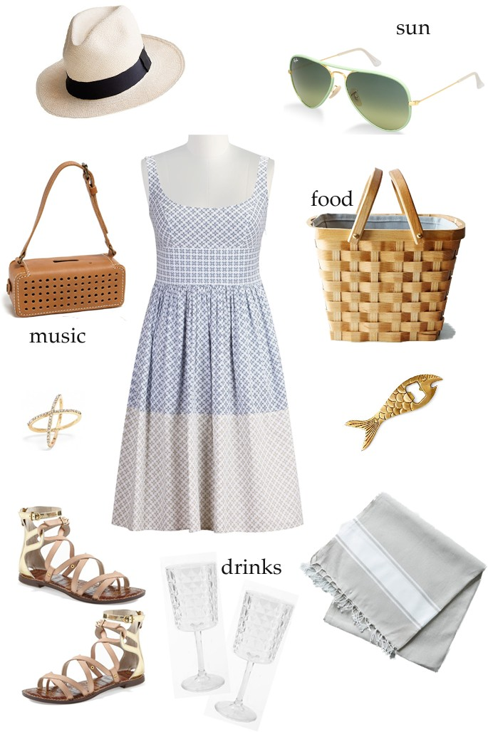 chic picnic essentials