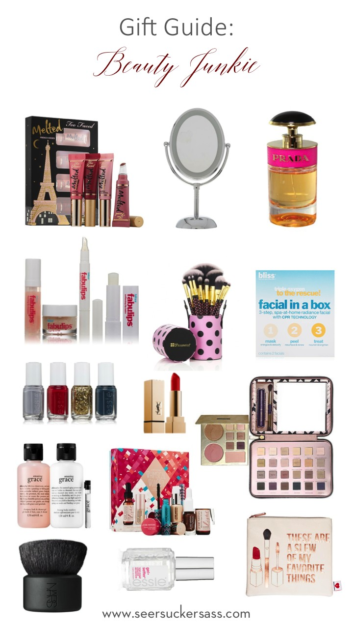 Christmas Gift Guide Beauty Products