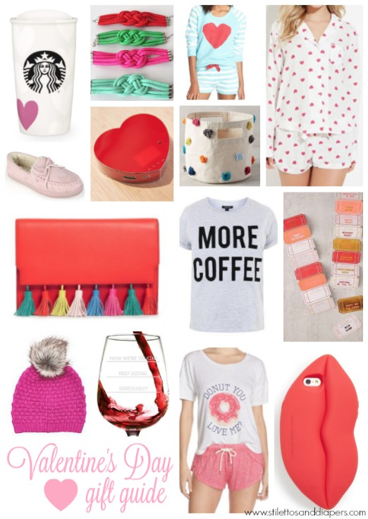 Valentines Day gift guide. Perfect Valentines Day gifts.