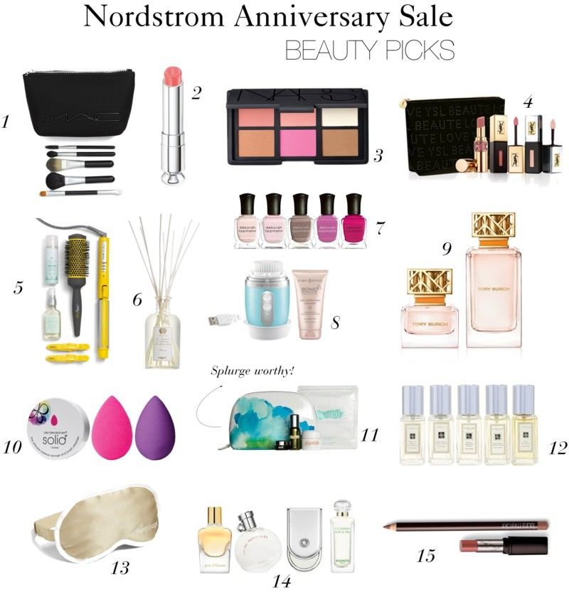 NSale, Nordstrom Anniversary Sale, Beauty Picks, www.jadore-fashion.com