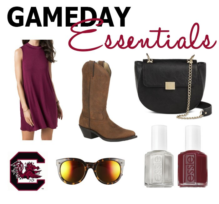 College gameday essentials in the south