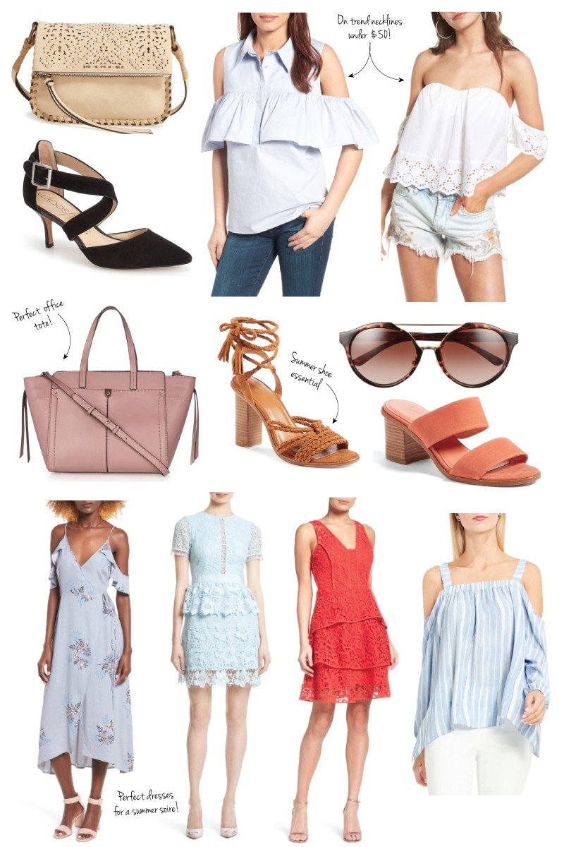 nordstrom half yearly sale, sale guide, summer outfit ideas, fashion blogger