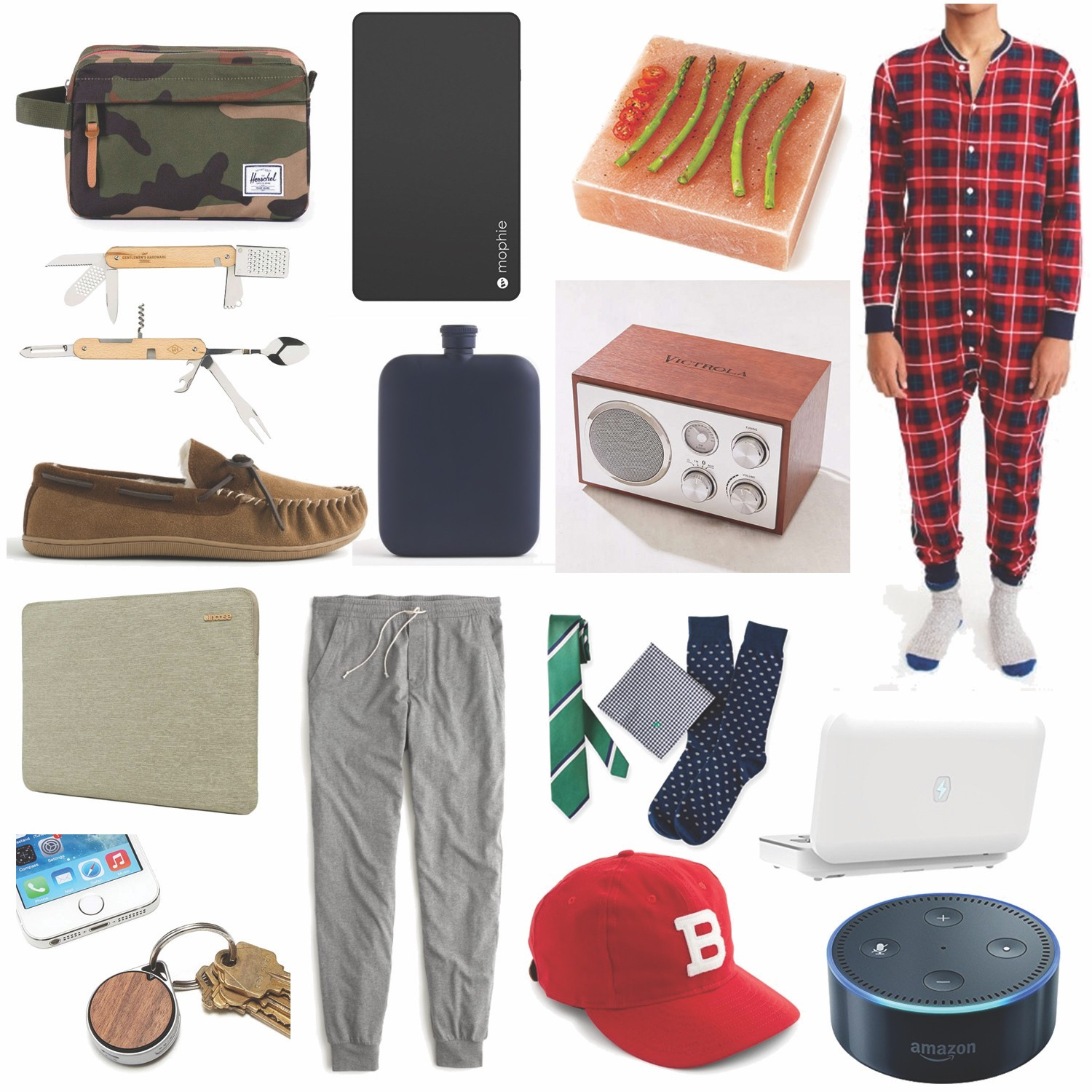 15 Best Christmas Gifts For Him Under $50 by Colorado style blogger Eat Pray Wear Love