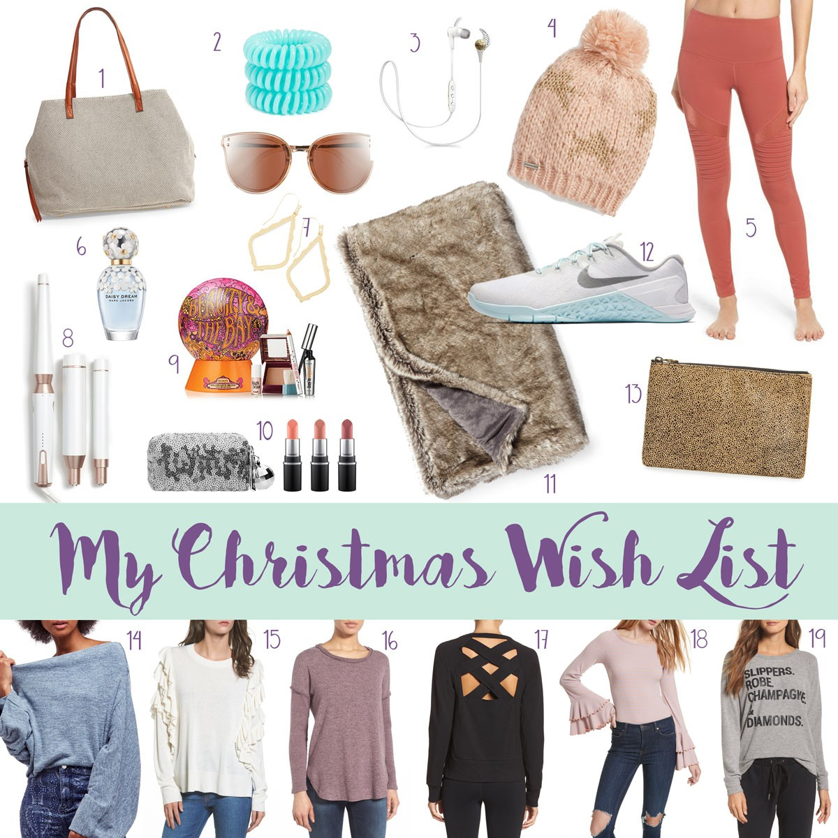 wish list graphic