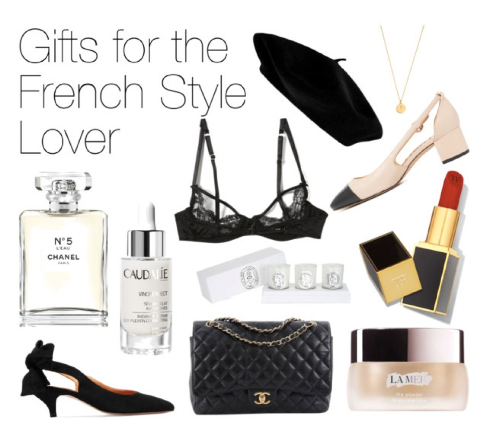 Gifts for the French style lover