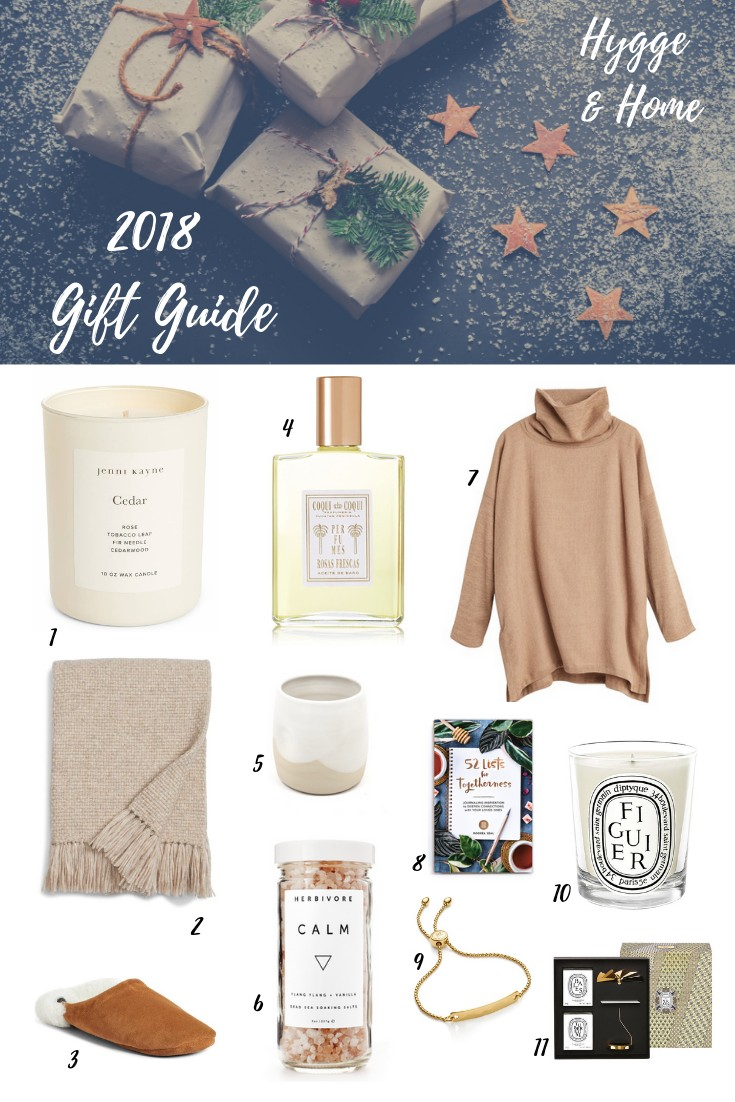 Gift Guide: Hygge & Home
