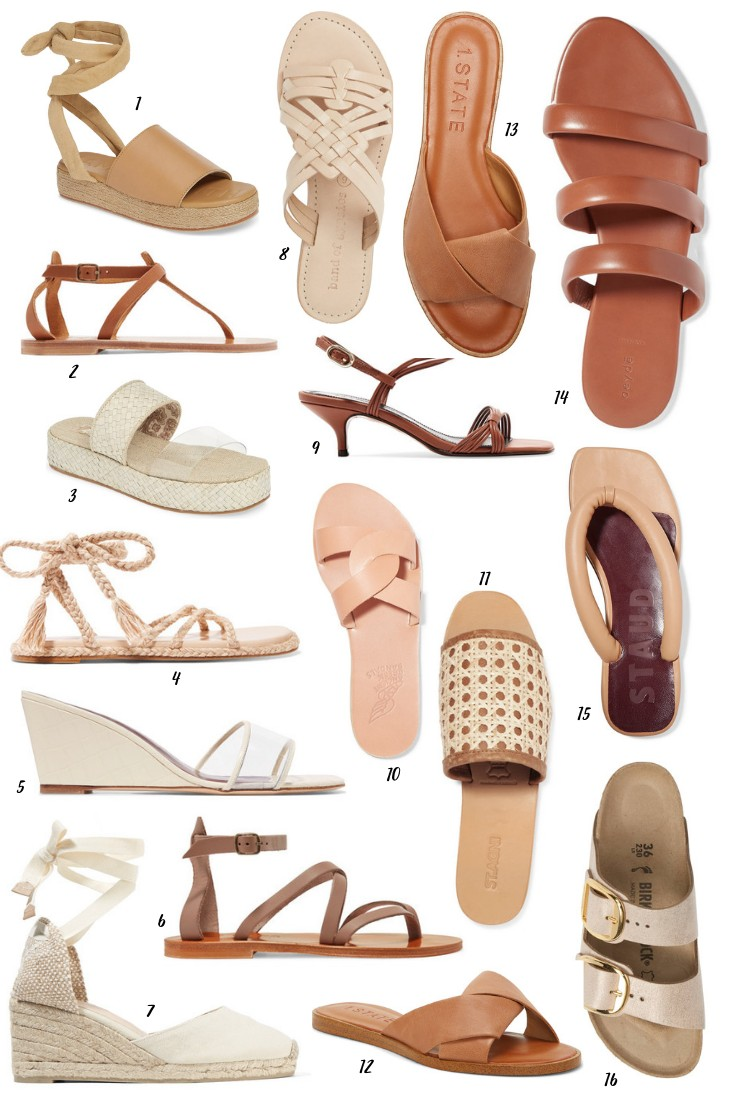 15+ Stylish Sandals You Won't Regret Buying For Summer