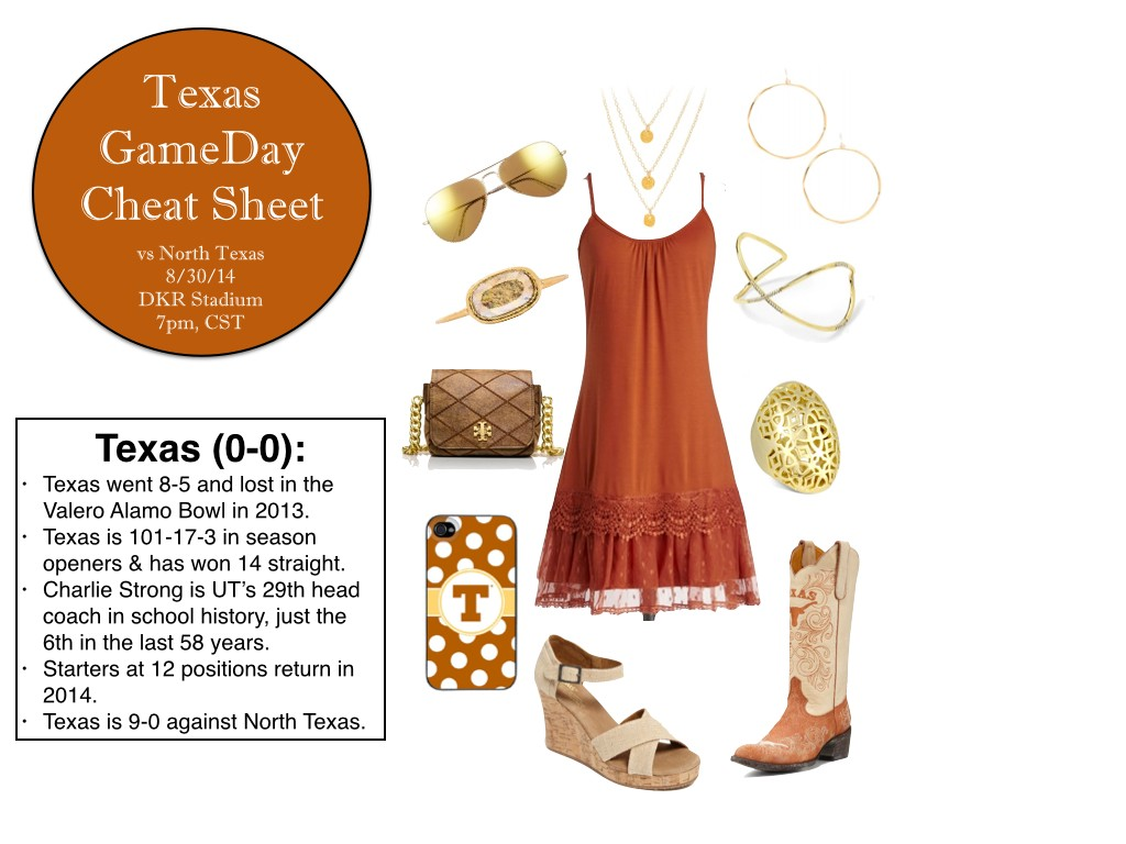 Texas GameDay Dress, Texas GameDay Boots, Texas GameDay Outfit