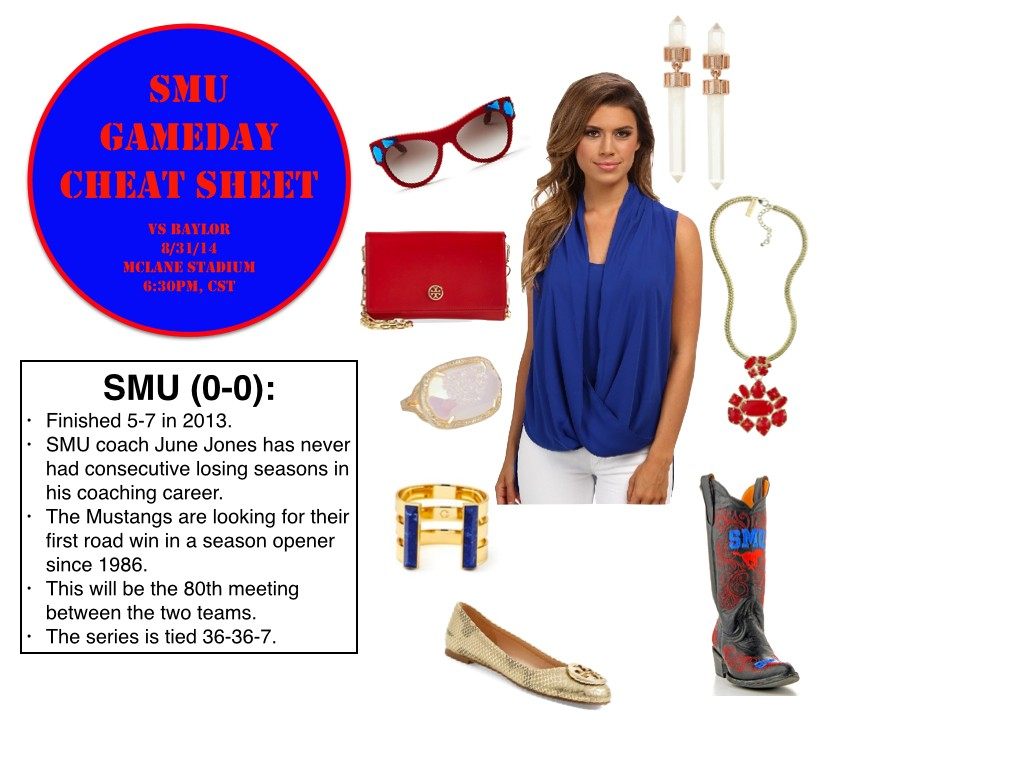 smu gameday outfit, smu gameday boots
