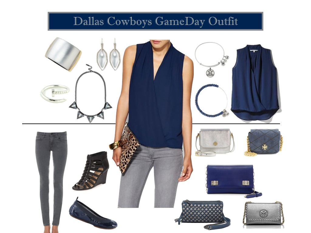 Cowboys/49'ers game, What to wear to a cowboys game