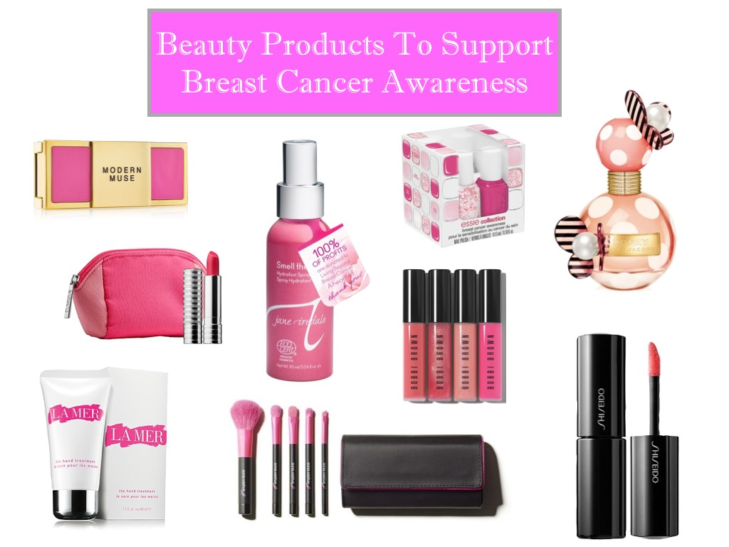 how to support breast cancer awareness month, products to help fight breast cancer