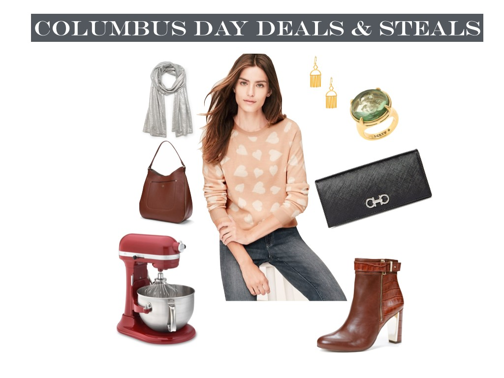Columbus Day 2014, COlumbus Day Sales