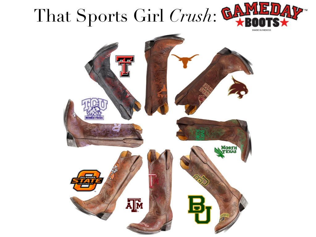 gameday boots, college boots, texas A&M boots, texas boots, TCU Boots, Texas tech Boots, North Texas Boots