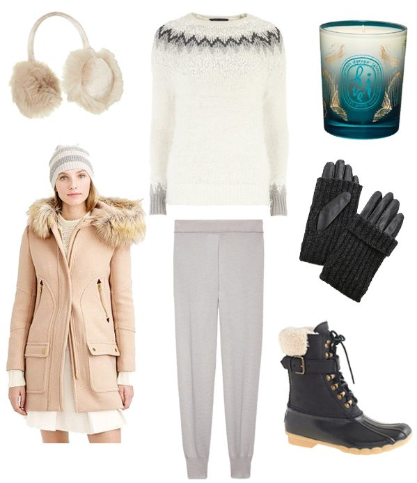 Holiday gift ideas for the snow bunny
