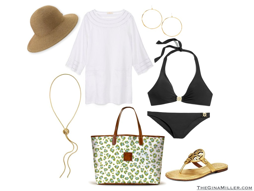 Barrington Gifts St. Anne Tote, Outfit ideas for summer, Barrington Gifts, Beach outfit ideas