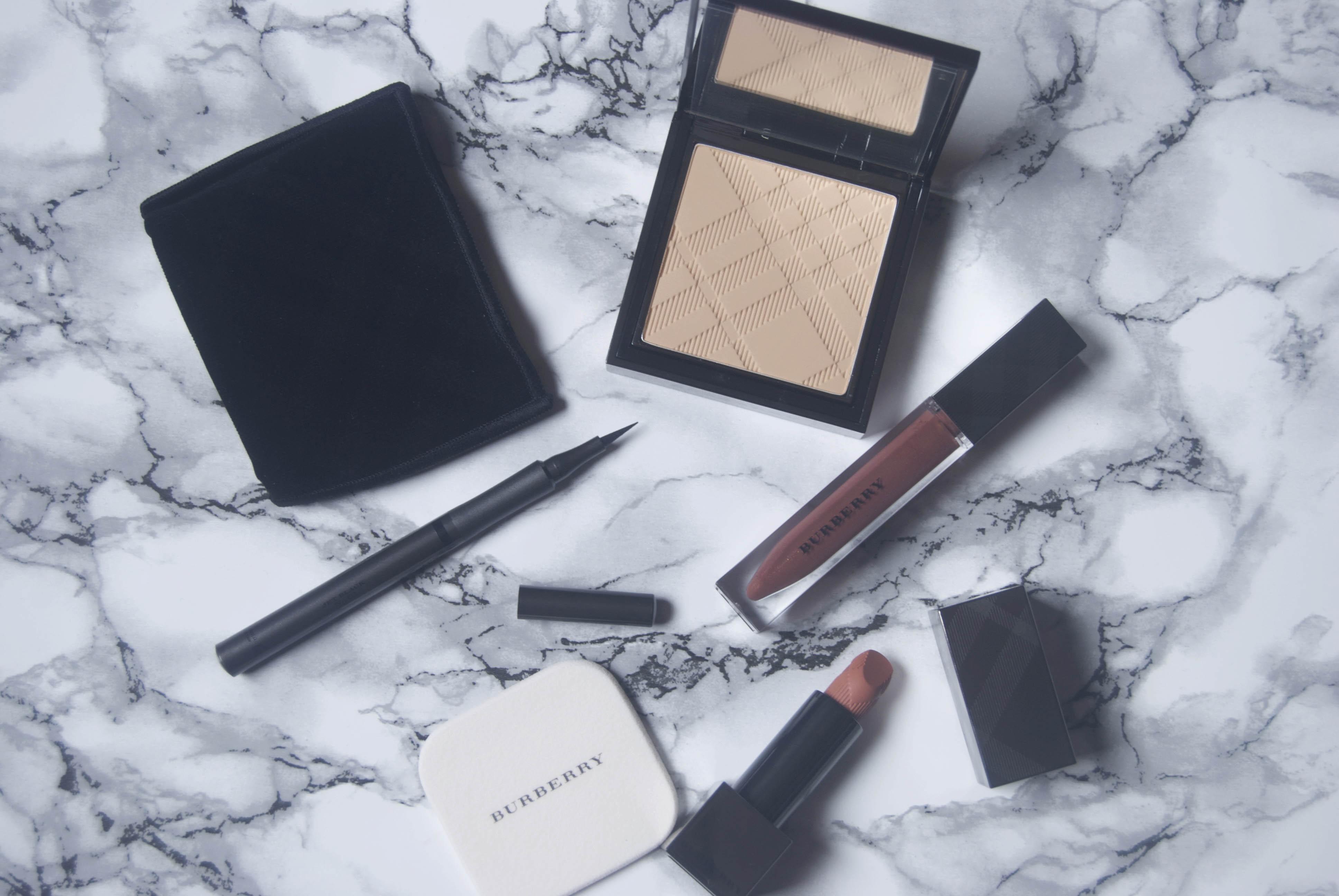 burberry makeup review