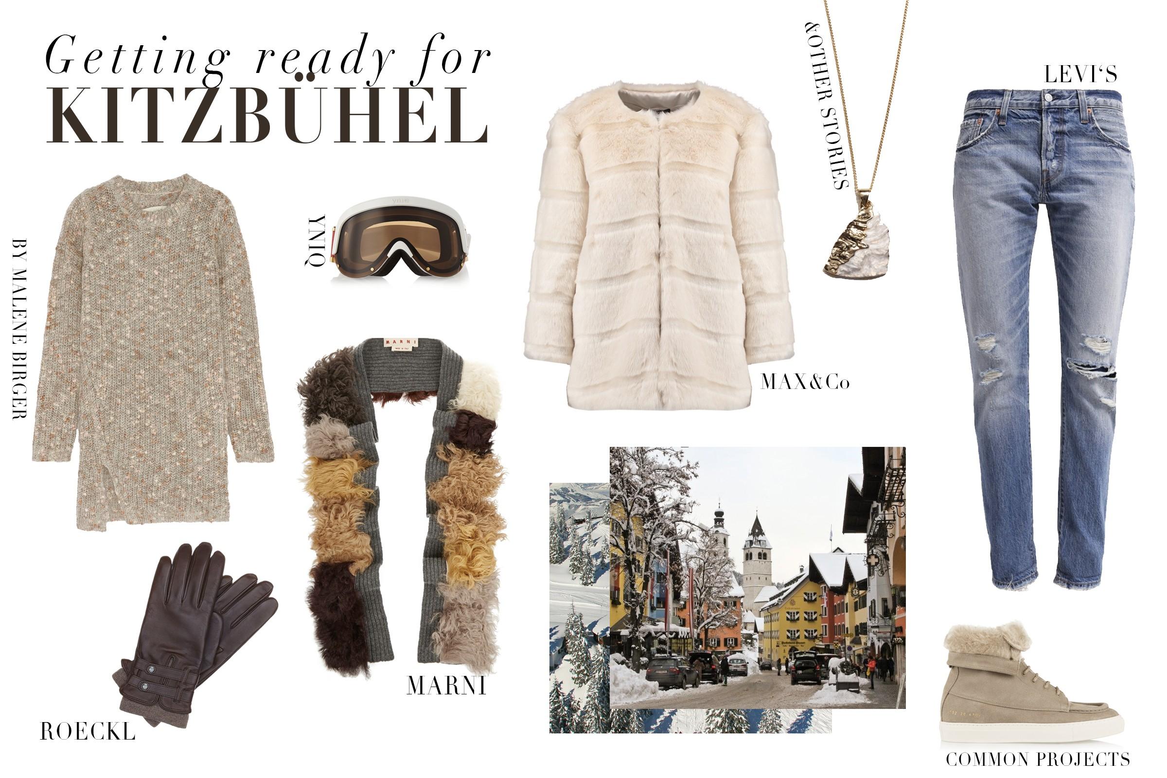 Getting ready for: Kitzbühel