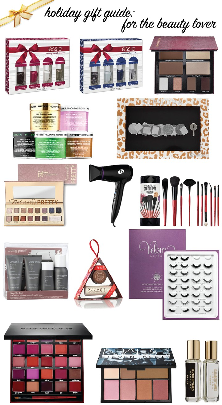 Holiday Gift Guide: For the Beauty Lover // A Style Caddy