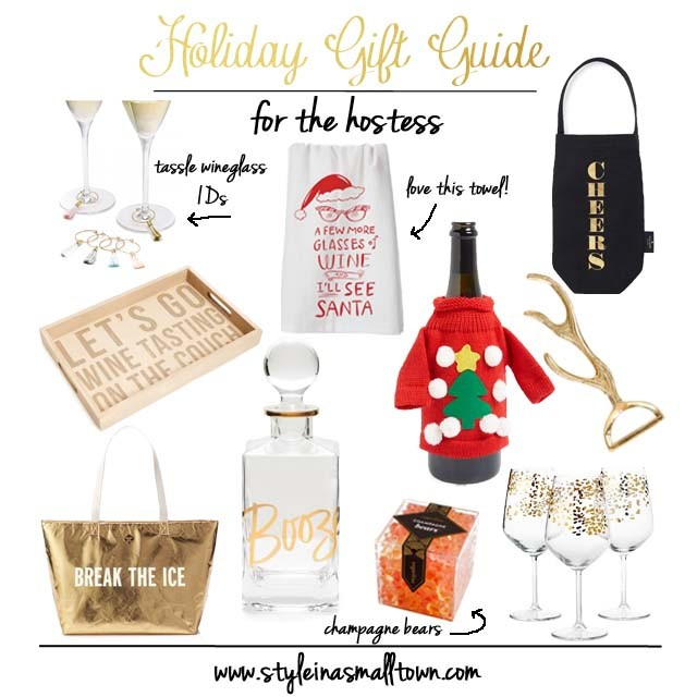 Home Decor Hostess Gifts: Holiday Gift Guide: Home Decor + Hostess Gifts (Plus A
