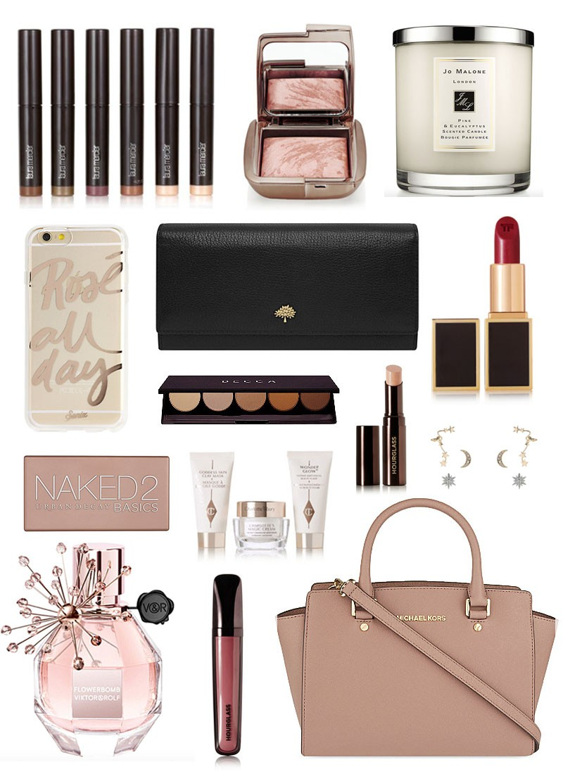 Christmas Gift Guide, gift guide, shopping, beauty, luxury christmas present, present, gifts, make up, bronzer, foundation, selfridges, space nk, hourglass, nars cosmetics