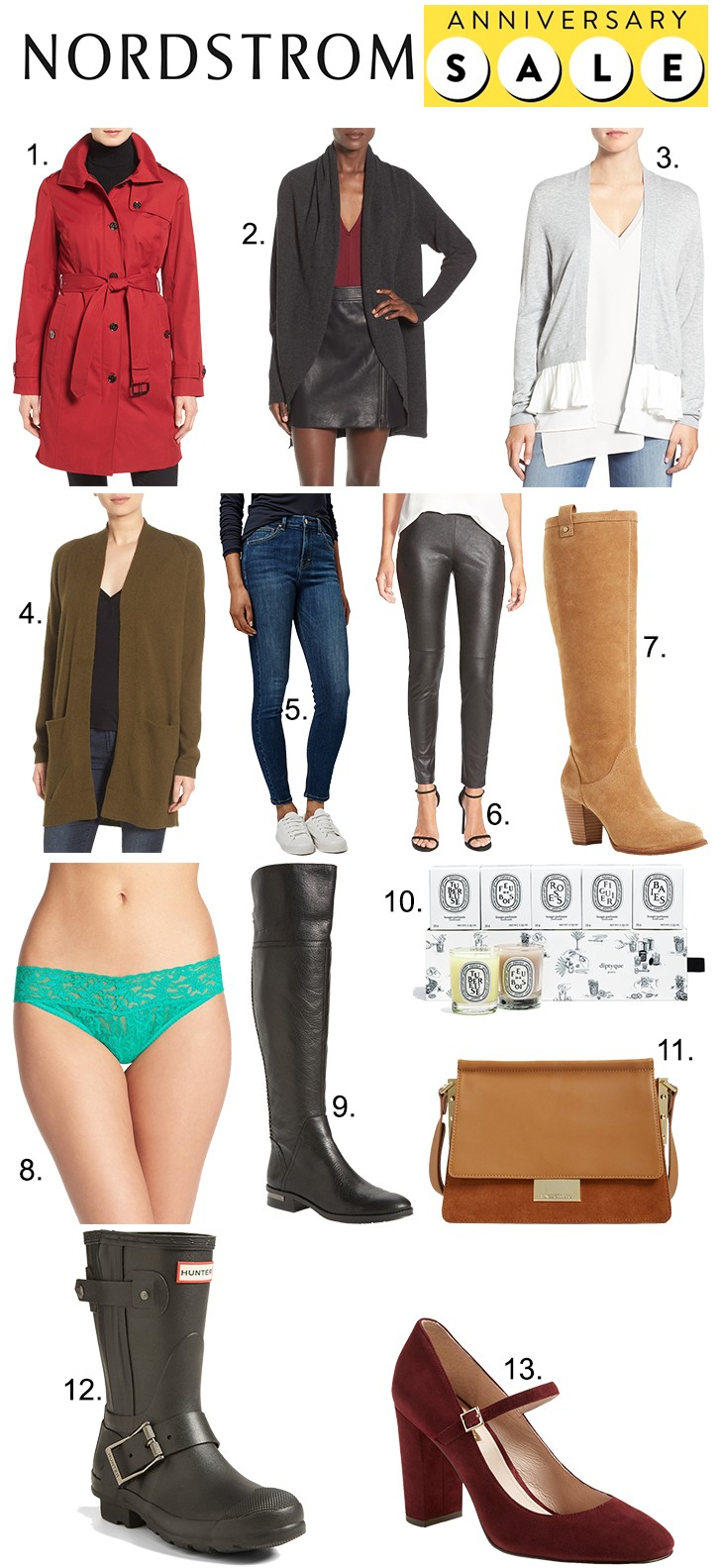 Nordstrom Anniversary Sale Picks Vol. 1 // A Style Caddy