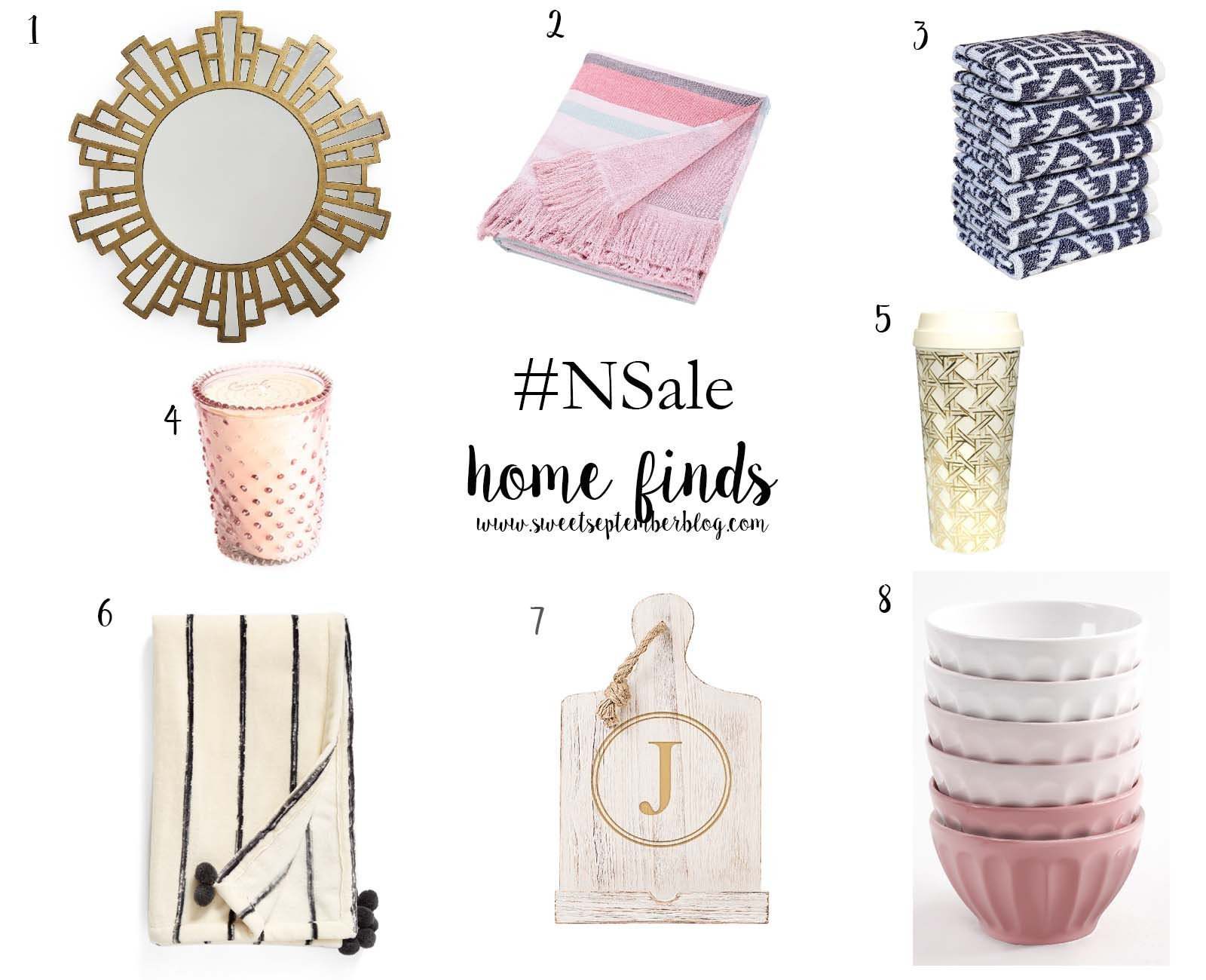 NSale Home Finds